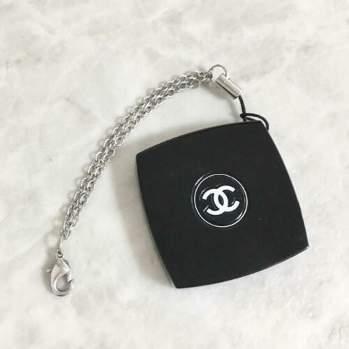 Chanel Compact Mirror Case Charm Coco Mark And 50 Similar Items