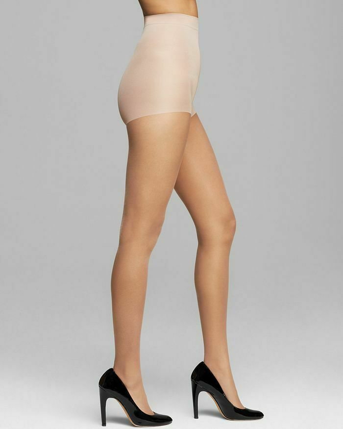 Calvin Klein Hosiery Sz A Matte Ultra Sheer Control Top Tights 620f Choose Color