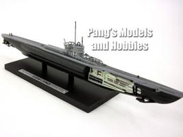 German Type VII Submarine U-214 1/350 Scale Diecast Metal Model by Atlas - $39.59