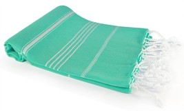 PREMIUM Peshtemal  TURKISH Towel Beach Fouta Towel Cotton Bath Spa -MANY... - $11.94