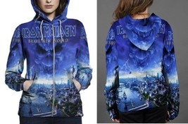 Brave New World poster Hoodie Zipper Women's - $48.99+