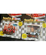 NASCAR Racing Champions Larry Caudill #44 and Chad Little #9 AA20-NC8112 - $39.95