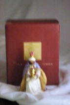 "Lenox 2005 Little Town Of Bethlehem Gaspar Nativity Figure 4 1/2"" In Box - $41.57"