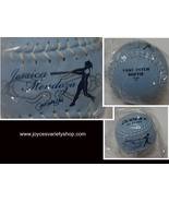 Jessica Mendoza Blue Fast Pitch Ball Dudley NEW - $8.99