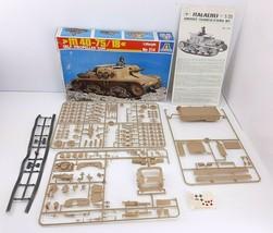 VINTAGE ITALERI 1/35 M40-75/18 Self Propelled gun kit no.214 - $35.39