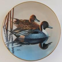 WS George Phil Scholer Federal Duck Stamp Plate #5 Bradford 1991 Pintail... - $29.70