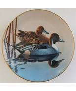 WS George Phil Scholer Federal Duck Stamp Plate #5 Bradford 1991 Pintail... - $29.70
