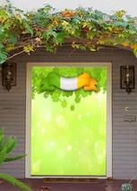 Irish Flag with Clovers Door Cover - $49.99+