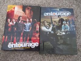 Entourage Complete Season 1 and Season 2 [DVD Bundle] - $7.99