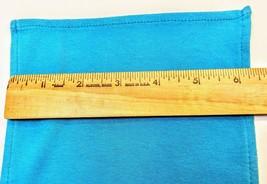 "Scarf/Belt Turquoise Knit-76""long x 6"" Wide D65 - $8.91"