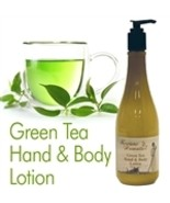 Keyano Aromatics Green Tea Hand  Body Lotion 12 oz - $27.00