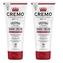 Cremo Original Shave Cream, Astonishingly Superior Smooth Shaving Cream Fights N