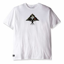 LRG Rounded About T-shirt Weiß - £19.51 GBP