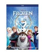 Disney's Frozen DVD 2014 - $13.99