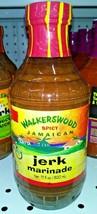 Jamaican Walkerswood Jerk Marinade 500 grams / 17 Oz  - $14.55