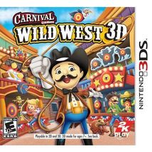 Carnival Games - Wild West 3D [New 3DS Video Game] - $19.99