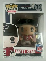Funko POP NFL Wave 4 #73 Matt Ryan Atlanta Falcons Vinyl Figure,  used* - $7.69