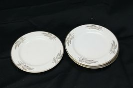 Lifetime Prairie Gold Bread Plates Fruit Dessert Bowls Saucers Lot of 17 image 5