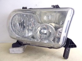 2007 2008 2009 2010 2011 2012 2013 Toyota Tundra / Sequoia Rh Headlight Oem 233 - $82.45