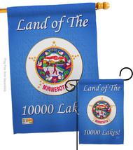 Minnesota - Impressions Decorative Flags Set S108110-BO - $57.97
