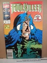 Marvel Comics Foolkiller #4 (Jan 1991, Marvel) - $6.29