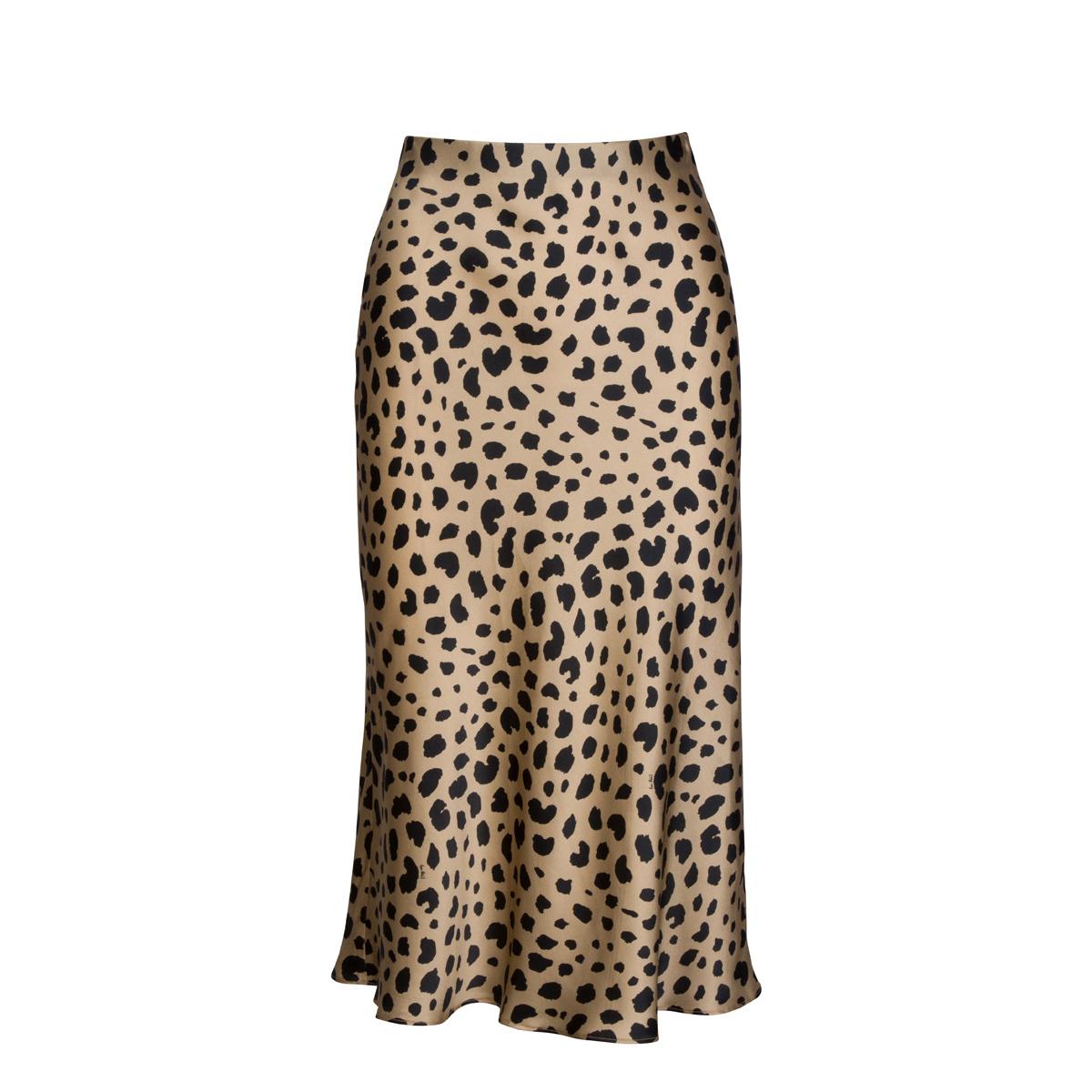 Realisation par naomi wild things leopard print skirt 1