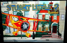 Stuart Little 2 Board Game-Complee - $14.00