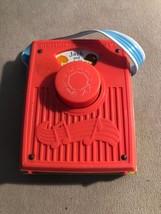 Vintage 1973 Fisher Price Toys Jack and Jill Music Box Pocket Radio 772 ... - $19.39