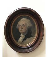 Antique pair oil painting on canvas George Washington Martha Laura Yates... - $1,795.00