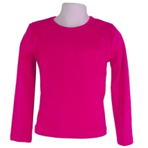 Long Sleeve Cotton T-Shirt for Kids/Toddlers with Better Fit - $10.99