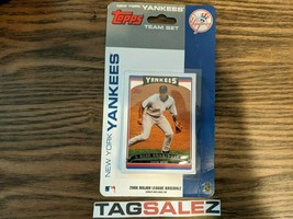 ⚾ New York Yankees 2006 Topps Baseball Card Team Set In Blister Pack MLB... - $7.98