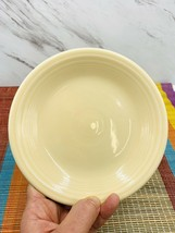 Homer Laughlin FIESTA Salad Plate IVORY Contemporary 2008 replacement plate - $16.78