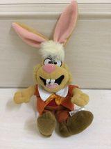 Disney March hare Plush Doll. Alice in wonderland Theme. Pretty and Rare - $35.00