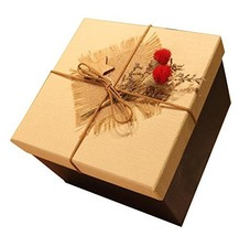 One Romantic Birthday Gift Wrapping Box Business Packaging Gift Boxes Ch... - $41.52