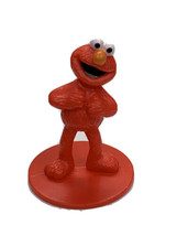 Elmo Game Piece Sesame Street Chutes & Ladders Replacement Figurine Cake Topper - $7.49