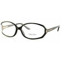 Tom Ford Eyeglasses Size 55mm 130mm 16mm New With Case Made In Italy - $115.18