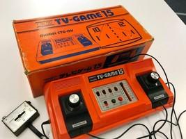 Color TV-GAME15 Nintendo Retro Vintage Game Console 1977 - $133.72