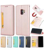 Removable Wallet Magnetic Flip Phone Case For Samsung S9/S9 Plus S8 S8Pl... - $63.27
