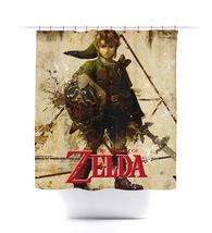 Legend of Zelda Link Shower Curtain - $29.99+
