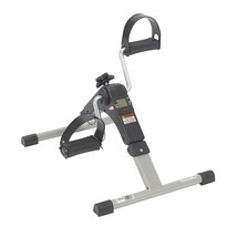 Pedal Exerciser Under Desk Elliptical Bike Pedometer Leg Weight Loss Wal... - €29,15 EUR