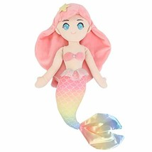Athoinsu Stuffed Mermaid Princess Soft Doll Plush Toy Birthday Children'... - $30.90