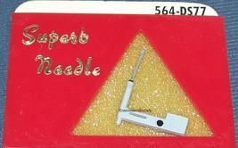 564-DS77 PHONOGRAPH STYLUS NEEDLE for Perpetuum-Ebner 223/2 PE 223/1 PE 223/2 image 1