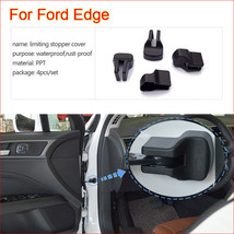 4 Pcs Car Door Arm Rust waterproof Stopper Buckle Protection Cover For Ford Edge - $7.01