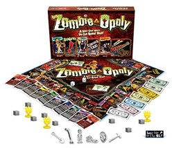 Zombie-Opoly Board Game - $39.41