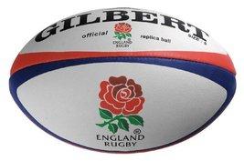 Gilbert England Replica Rugby Ball image 2