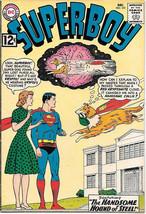 Superboy Comic Book #101 DC Comics 1962 FINE+ - $41.52