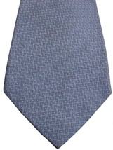 BROOKS BROTHERS Tie Blue- Rectangles - $7.36