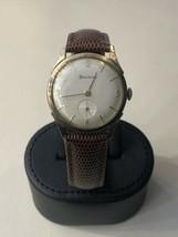 Vintage Bulova L6 10K Rolled Gold Plate Wristwatch - $99.00