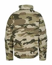 Bench UK Iguana B Army Camouflage Hunting M65 Fall Jacket BMKA1411B NWT image 2