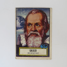 TOPPS 1950s Look 'n See Card, Galileo Collectible Card, Card No. 127, Wo... - $18.00